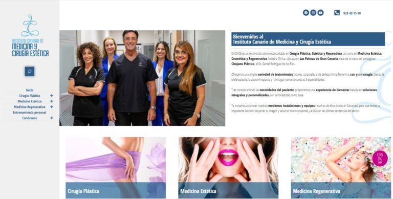 Instituto Canario de Medicina y Cirugía Estética